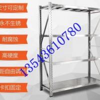 广东惠州不锈钢货架不锈钢工作台定制不锈钢物料架不锈钢货架小车图片