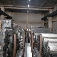 成都瑞凌批发镀锌槽钢现货 Q235B镀锌槽钢 槽钢价格 厂价直销 价低质优 货全量大图片