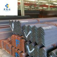 河北Q345D角钢新货供应 Q345D低合金角钢不等边角钢新货图片