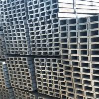 Q235B镀锌槽钢 厂价销售8号 10号镀锌槽钢 国标镀锌槽钢全国配送 货到付款图片