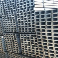 Q235B鍍鋅槽鋼 廠價銷售8號 10號鍍鋅槽鋼 國標鍍鋅槽鋼全國配送 貨到付款圖片