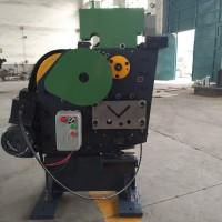 多功能冲剪机 冲孔剪切一体机 角钢槽钢切断冲孔机