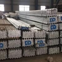 現貨供應50*50*5熱鍍鋅角鋼 q235鍍鋅角鋼 角鋼價格 鍍鋅角鐵圖片
