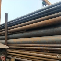 專業批發厚壁焊管 q235b鋼管  腳手架鋼管 厚壁大口徑焊管圖片