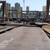 45号碳结钢板现货规格 成都直发图片