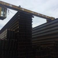 熱軋工字鋼 礦用工字鋼  國標工字鋼圖片