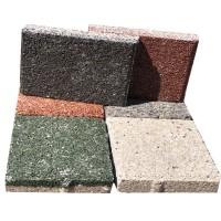 200*100透水磚使雨水迅速滲入地下北京陶瓷透水磚圖片