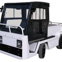 电动式行李牵引车