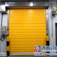 南京冷库防结冻的柔性高速门