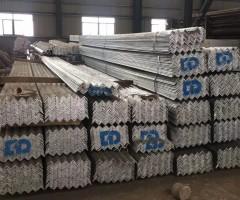 鍍鋅角鋼 熱鍍鋅角鋼 q345b鍍鋅角鋼 城市建設用鍍鋅角鋼圖片