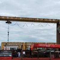 成都金鑫文鋼鐵大量批發型材H型鋼 建筑H型鋼 普通H型鋼  薄壁H型鋼圖片