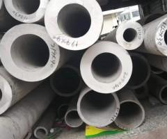 304厚壁管 五金車加工用不銹鋼厚壁管圖片