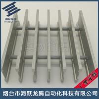 彩色噴涂鋁格柵廠家,鋁格柵規格,不休干鋁合金報價圖片