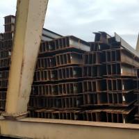 鋼結構工字鋼 建筑工字鋼 熱軋工字鋼 Q235工字鋼圖片
