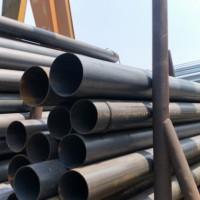 焊管 現貨供應Q235B精密薄壁焊管 華岐直縫焊管 架子管  庫存充足價格親民圖片