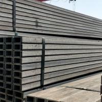 槽鋼價格 黑槽鋼  國標槽鋼 厚槽鋼 槽鋼 型號齊全 成都堆場現貨圖片