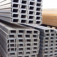 槽鋼 輕型槽鋼 熱軋槽鋼 熱鍍鋅槽鋼 非標槽鋼 國標槽鋼圖片