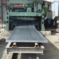 泰安钢板数量较全,钢板加工纵剪,花纹板镀锌折弯 山东开平板打孔下料
