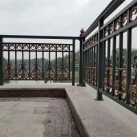供应成都温江铝艺大门铝艺阳台栏杆