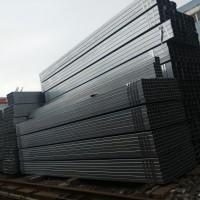 鍍鋅方矩管 方矩管批發 鍍鋅方管廠家總代理 40*80鍍鋅方矩管圖片