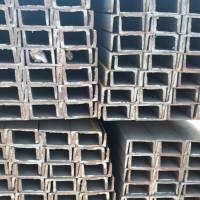 槽鋼 黑槽鋼 國標槽鋼 厚槽鋼 槽鋼 型號齊全 庫存充足 歡迎下單圖片