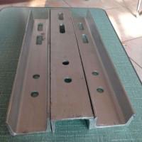 量大价优 槽钢转接件 C型槽钢  幕墙转接件  立即发货