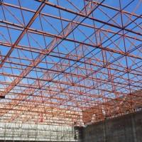 甘肃省兰州网架设计、加工、安装-兰州网架公司-兰州螺栓球网架
