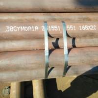 東特38CrMoAL合金鋼管 38CrMoAL無縫管廠家現貨圖片