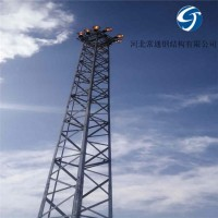 鐵路燈塔 21.5米固定式投光燈塔 廠家定制圖片