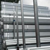 鍍鋅管 熱鍍鋅管 Q235鍍鋅管 鍍鋅方矩管 量大價優圖片