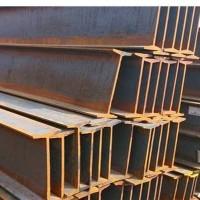 工字钢Q234B/Q345B工字钢角钢槽钢H型钢送货到厂图片