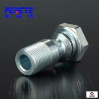 天津派瑞特720B-I 英制铰接螺栓 空心螺栓 铰接螺栓 液压管接头