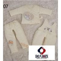 利婴LY-1107婴儿服装 婴儿秋冬棉衣 婴儿睡袋 婴儿服装大量批发供应