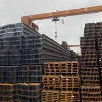 工字鋼鋼梁工字鋼 普碳工字鋼 廠家直發圖片