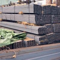 供應槽鋼 建筑用槽鋼 專用幕墻槽鋼 黑槽鋼圖片