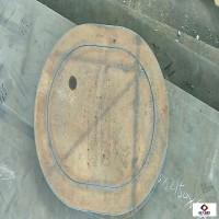 安钢8mm-100mm 西安钢板加工 中厚板切割 钢板零割