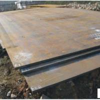 厂家供应锈钢板 红色钢板 耐候工程板
