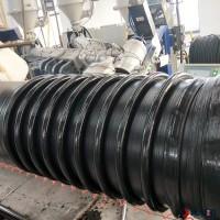 【祿鼎管材】直銷纏繞結構壁管B型管 纏繞結構壁管B型管價格 質量保證圖片