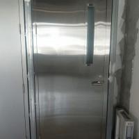 广元市-医疗不锈钢门-玫瑰金不锈钢门-冷库不锈钢门