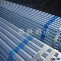 鍍鋅管 直銷無縫管 友發熱熱浸鋅鋼管 直縫焊接鋼管圖片