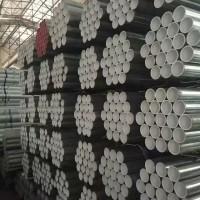 佛山柏名鋼鐵廠家定制穿線熱浸塑鋼管 內外涂塑復合鋼管 高壓電力電纜保護管圖片