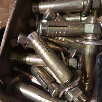 厂家10.9级钢结构螺栓 大六角头螺丝 钢结构发黑高强度螺栓图片