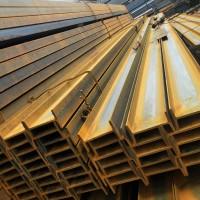 成都现货国标H型钢 工字钢Q235B结构定尺钢梁 厂房图片