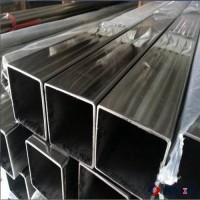 316l不銹鋼方管耐腐蝕性771.5mm 40x80不銹鋼方管價格 方管焊不銹鋼門圖片