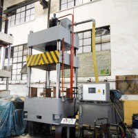 315吨四柱液压机 PLC控制系统   厂家直销