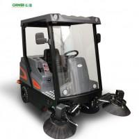 工业驾驶式清扫车 半封闭扫地机 灰尘石子扫地设备