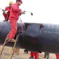石油输油管接头防腐热收缩带3pe热收缩套