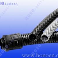 尼龙波纹软管 阻燃塑料软管 V0阻燃PA软管 环保塑料穿线管
