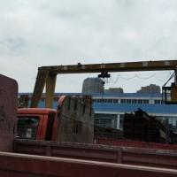 建筑结构用国标非标工字钢 日照Q345B低合金工字钢图片