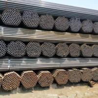成都直发脚手架钢管建筑工地国标架子管1.5寸架管48*3焊管